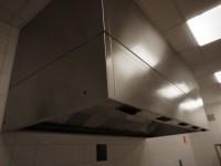 Halton Range Ventilation Hood (121-14) #3