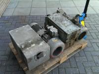 Busch vacuum pump 160m3/h (114-50) #1