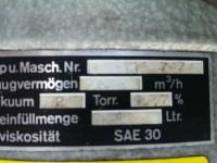 Busch Vacuum Pump 160m3/h (114-51) #3