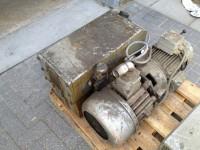 Busch vacuum pump 160m3/h (114-50) #3