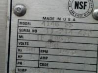 Hobart Grinder 4146 SS (114-30) #6
