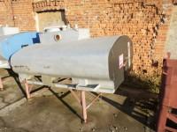 Fuel oil tank 1.6m3 1280kg (117-5) #4
