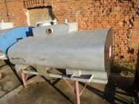 Fuel oil tank 1.6m3 1280kg (117-5) #1