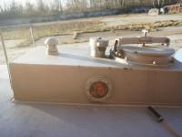 Fuel oil tank 1.6m3 1280kg (117-5) #5