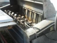 Dehairing machine Koch (110-21) #1