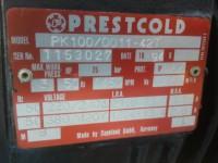 Set of Prestcold refrigerating units (110-42) #3