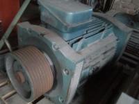One speed 132 kW motor (110-34) #1